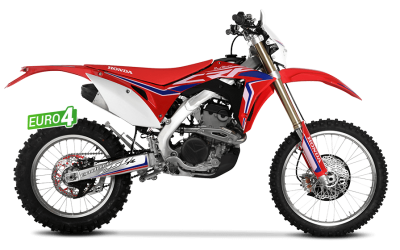RED MOTO CRF 200R ENDURO 2018