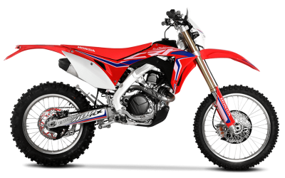 RED MOTO CRF 400RX ENDURO 2018