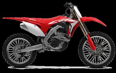 RED MOTO CRF 250R 2018