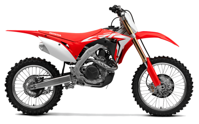 RED MOTO CRF 450R 2018