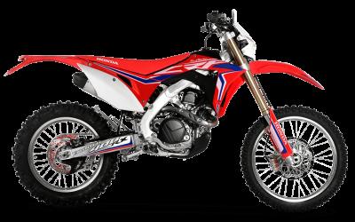 RED MOTO CRF 400RX ENDURO 2018